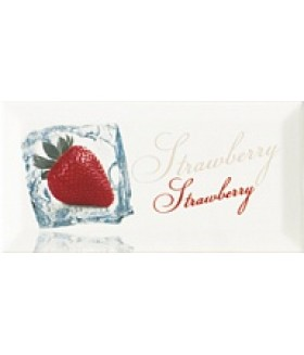 Decor Ice Strawberry Декор 10x20