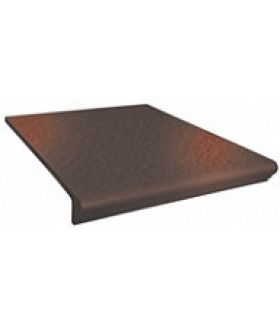 Shadow brown kapinos prosty 3-d 30x33