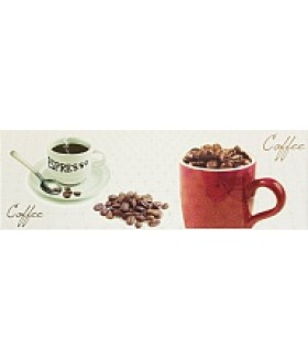 Dec.Coffee Marfil Декор 20х60